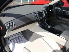 Jaguar XF 2.2d 200 Portfolio 4dr Auto