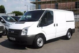 2013 FORD TRANSIT T280 2.2 TDCI EURO 5 SWB LOW ROOF , CHOICE OF 2 FROM £7495.00