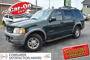 2002 Ford Explorer XLS 4X4 POWER GROUP LOADED