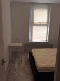A double room in a brand new flat