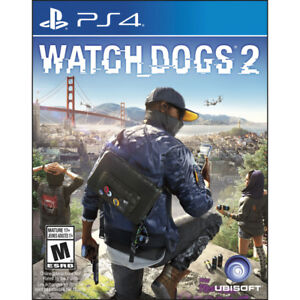 Watch Dogs 2 - PS4 - New / Sealed