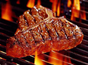 Have a steak on us!