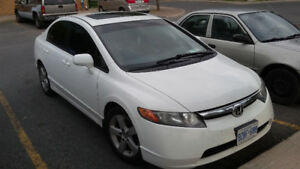 2008 Honda Civic sports lx Sedan