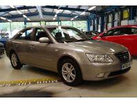 Hyundai Sonata STYLE CRDI [AIR CON / HIGH MPG / FOGS] (storm grey metallic) 2010