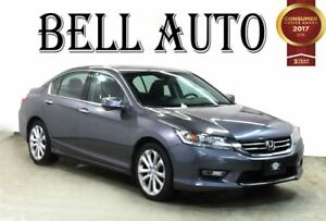 2013 Honda Accord TOURING NAVIGATION LEATHER BACK UP CAMERA