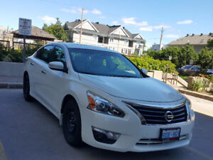 2013 Nissan Altima 2.5 SL TECH Sedan