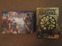 2 board games for sale
