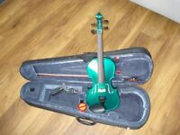 3/4 Acoustic Violin.