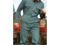 Official adults Dickies Brand overalls/boiler suit