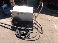 Industrial electric hi power pressure washer