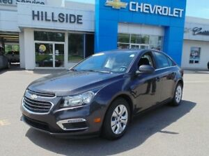 2016 Chevrolet CRUZE LT *SUNROOF/BACK UP CAMERA/WARRANTY*