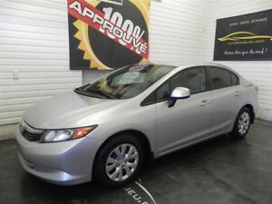2012 Honda Civic LX *AC*Bluetooth*