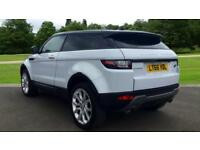 2016 Land Rover Range Rover Evoque 2.0 TD4 SE Tech 3dr Automatic Diesel Coupe