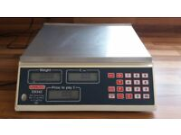 AVERY BERKEL DX342 WEIGHING SCALES. ... NOW SOLD