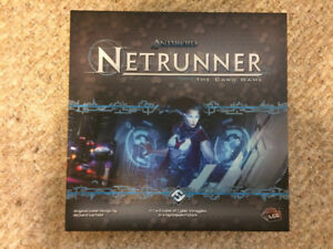 Board Game: Android Netrunner - The Card Game