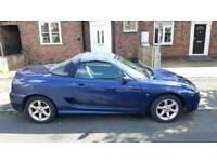 MG TF 1.8 Convertible (135) 2002