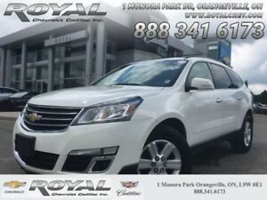 2014 Chevrolet Traverse 2LT  - Bluetooth -  Heated Seats