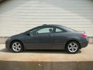 2010 Honda Civic NICE COUPE WITH LOW MILEAGE
