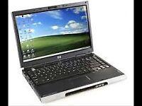 Hp pavilon dv1000 laptop for sale