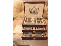 SBS BESTECKE SOLINGEN 86 Piece Cutlery Set
