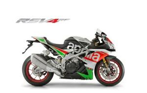 2017 Aprilia RSV4 RF-Stock#FO-RSV4RF- No Payments For 1 Year**