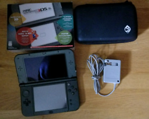 New Nintendo 3DS XL with Box & Charger