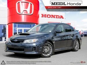2013 Subaru WRX Limited PST Paid