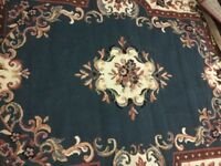 Very big rug in very good condition only £20