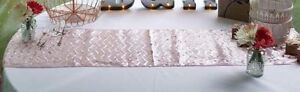 2 - 9foot table runners