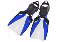 Aquabionic warp diving fins *brand new* size regular