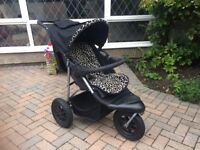 mother care extreme pushchair travel