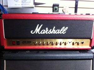 Marshall  DSL 50W head