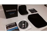 PS3 game Watchdogs Vigilante edition (Like New)