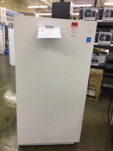 SCRATCH  AND DENT 16.7 UPRIGHT FREEZER 1 ONLY
