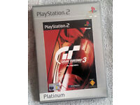 PS2 Game - Gran Turismo 3 A-Spec (Platinum Edition)