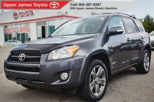 2012 Toyota RAV4 Sport 4WD- Excellent service history!