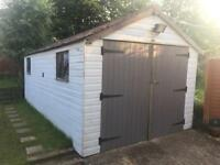 Garage (550 x 274cm)