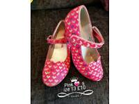 Girls shoes size 10, 11 & 12