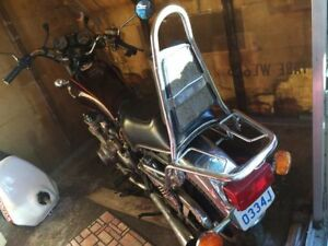 backrest honda 1980 750CB with/with -out carrier