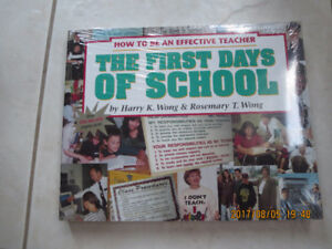 The First Days of School Textbook