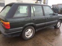 Range Rover p38 Diesil