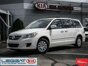 2010 Volkswagen Routan Comfortline - No Accident, Power Sliding
