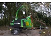 Greenmech Woodchipper 160