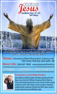 All About Jesus Seminars