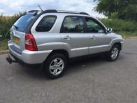 KIA SPORTAGE 2009 2.0 CRDi XE 4WD 5dr FULL HISTORY .. 1 OWNER FROM NEW ..
