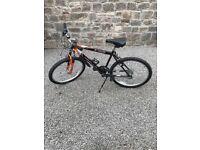 Apollo Slammer mountain bike