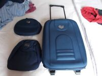 luggage trolley set. new unused. clearance see my others. NOW SOLD