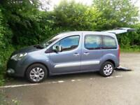 Citroen Berlingo 1.6 HDi ( 90bhp ) Plus WAV Wheelchair Accessible Vehicle