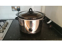 Morphy Richards 6 litre Round Slow Cooker