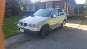2003 BMW X5 SUV, $3000 Looking for quick sale